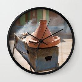Tagine Wall Clock