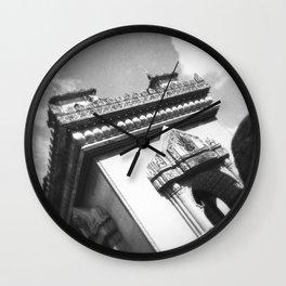 Vientiane Arches Wall Clock