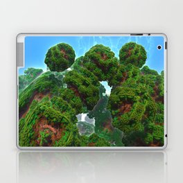 Bacterium Hedgerow Laptop & iPad Skin