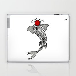 Tancho Koi Laptop & iPad Skin