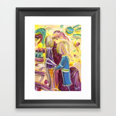 It was meant to be Framed Art Print