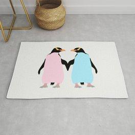 Penguins Rug