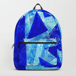 Geometry for Helio Oiticica Backpack