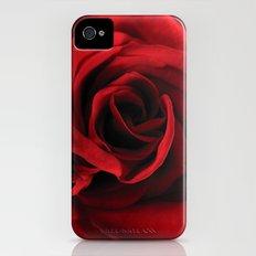 Rose #2 Slim Case iPhone (4, 4s)