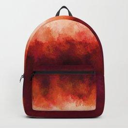 Burgundy, Wine, & Fire Backpack