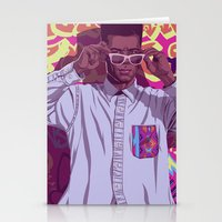 90s Stationery Cards featuring 80/90s - GW by Mike Wrobel