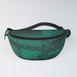 Patchwork 3 Fanny Pack