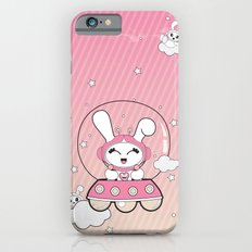 Space Bunny Flying Slim Case iPhone 6s