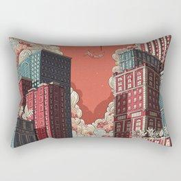 Dream - Free Fall Rectangular Pillow