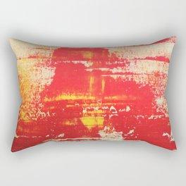 Atomic Ripple Rectangular Pillow