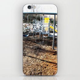 Lonely Day iPhone Skin