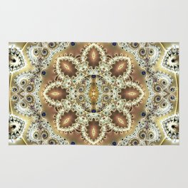 Mandalas from the Heart of Freedom 27 Rug