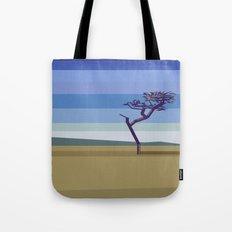 Minimal savannah Tote Bag