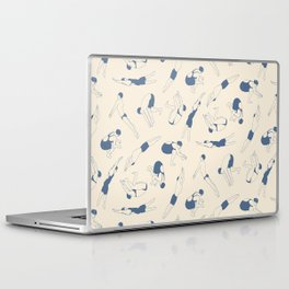 On Your Marks Laptop & iPad Skin