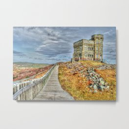 Cabot tower Metal Print