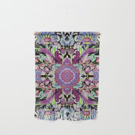 Dance Between Fire now! Midnight Oasis Wall Hanging