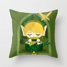 Legend Throw Pillow
