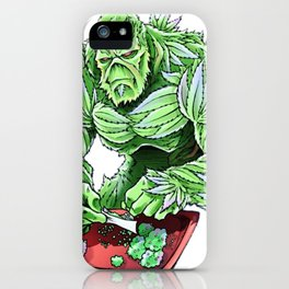 Monster 420 iPhone Case