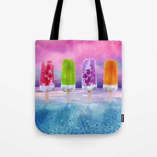 Cold dream Tote Bag