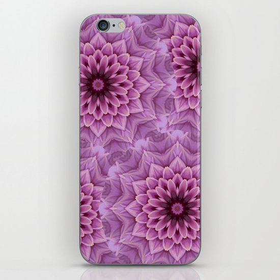 Pink Petals iPhone & iPod Skin