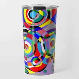 Raindrops by Bruce Gray Travel Mug