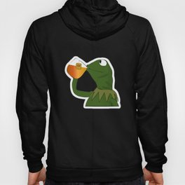 Sipping Sips Drinking Tea - Sips Fact Hoody