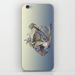 Dragon Fish (Color) iPhone Skin