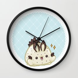 Happy Little Sea Bunny! Wall Clock