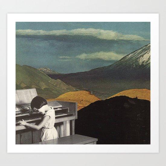 allegro Art Print