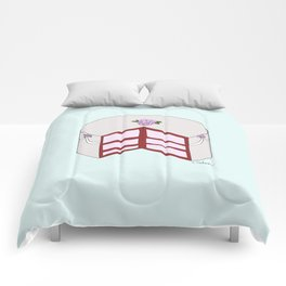 R O S E S  CAKE Comforters