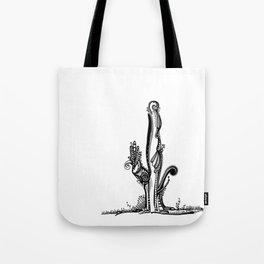 Cactus- My new home Tote Bag