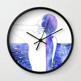 Nereid CVII Wall Clock
