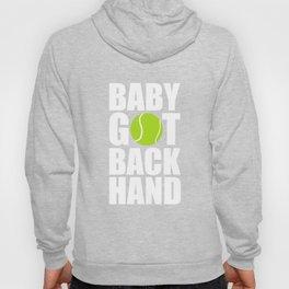 Baby Got Back Hand Tennis Ball Sports T-Shirt Hoody