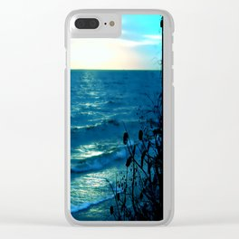 GCMS dreamscapes Clear iPhone Case
