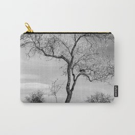 """""""Trees are talking to us...."""" Carry-All Pouch"""