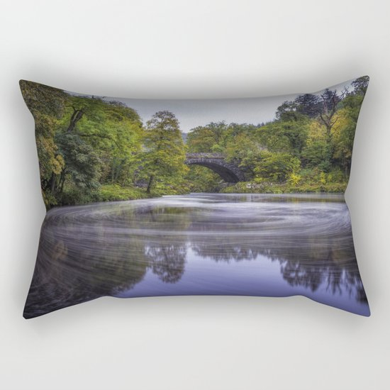 Autumn Betws y Coed Rectangular Pillow