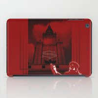 moscow iPad Cases featuring Moscow by Nerve