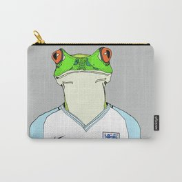 Football Frog Carry-All Pouch