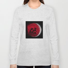 Super Blood Wolf Moon Long Sleeve T-shirt