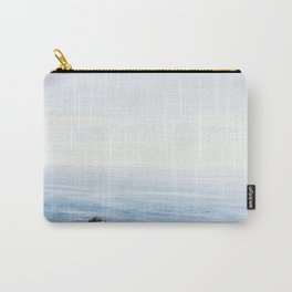 The Sea on a Sunny Day Carry-All Pouch