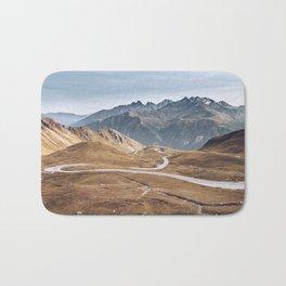 Alpine Roads Bath Mat