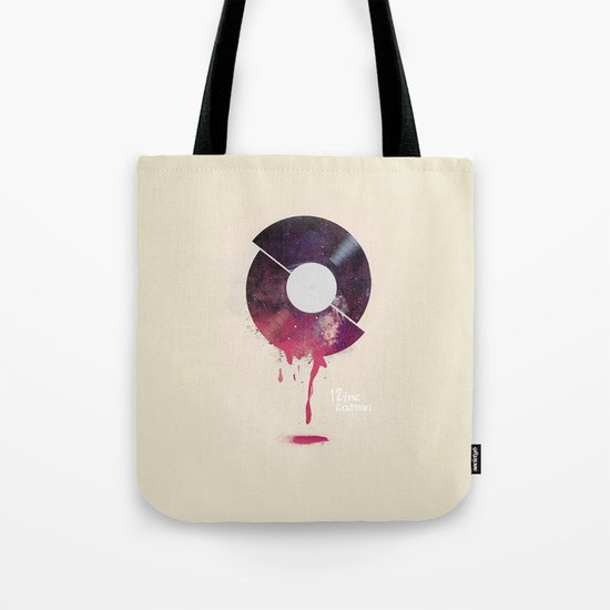 12inc cosmo Tote Bag