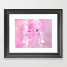 Don't Forget Me Framed Art Print