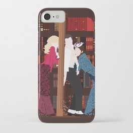 I'VE DECIDED TO MARRY YOU – A GENTLEMAN'S GUIDE TO LOVE AND MURDER iPhone Case