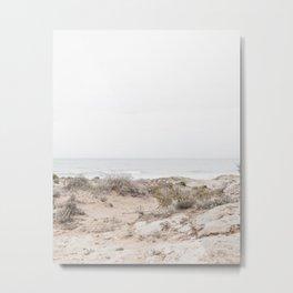 Nature Beach II Metal Print