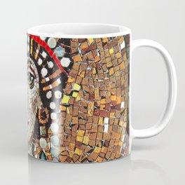 Byzantine Empress Saint Theodora of the Roman Empire Coffee Mug