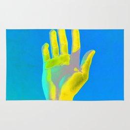 Hand Aesthetic 2 Rug