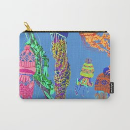Cool Jellyfish Carry-All Pouch