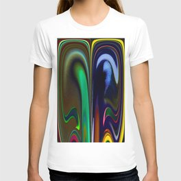 Different Cubicles T-shirt