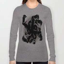 Claws Attack  Long Sleeve T-shirt
